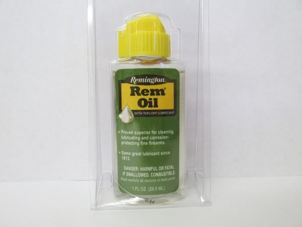 Rem Oil 1oz bottle