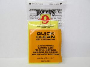 Hoppes Rust/Lead Cloth remover