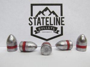 9mm 125 gr RN Cast Bullet Hard Cast