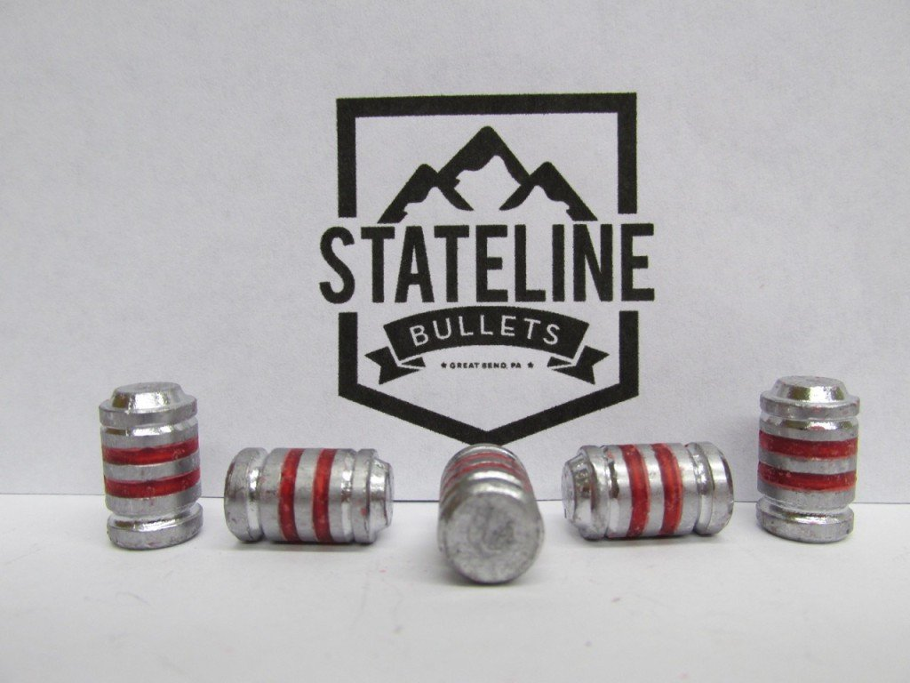 38 Cal 148 Gr Wc Lead Cast Bullets For Reloading Stateline Bullets
