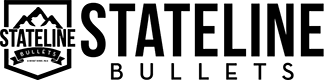 Stateline Bullets logo Black