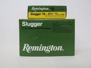 Remington slugger 16 ga