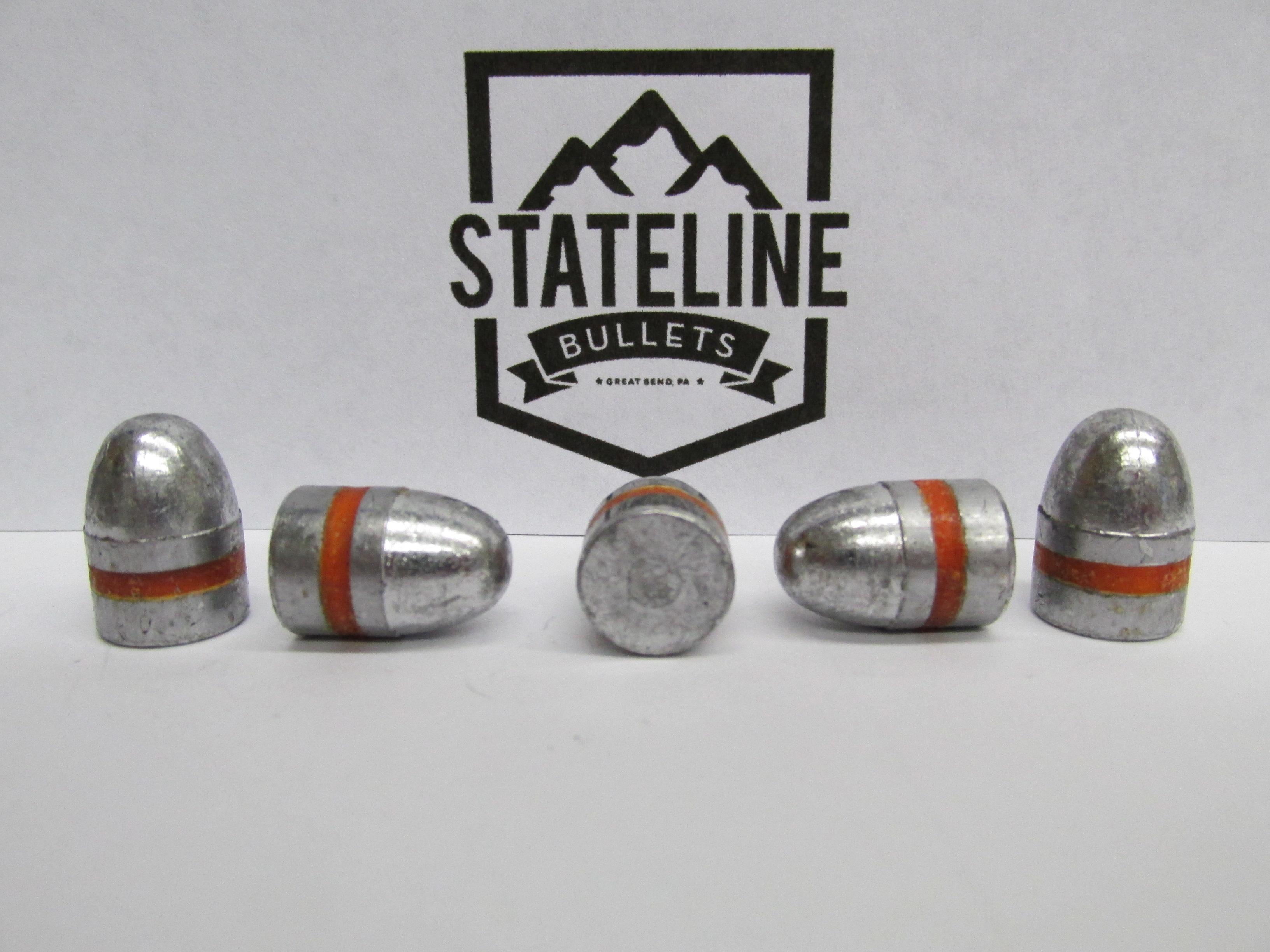 45 Cal 230 gr RN Hard Lead Cast Bullet Pistol