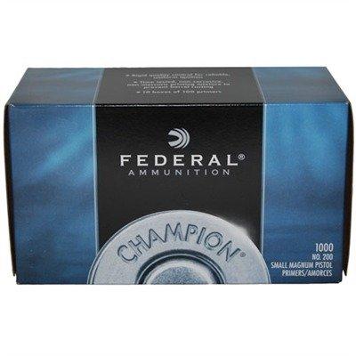 Federal Primers - Stateline Bullets