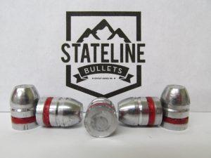 44 Cal 200 gr RNFP Flat Base Bullets - Stateline Bullets