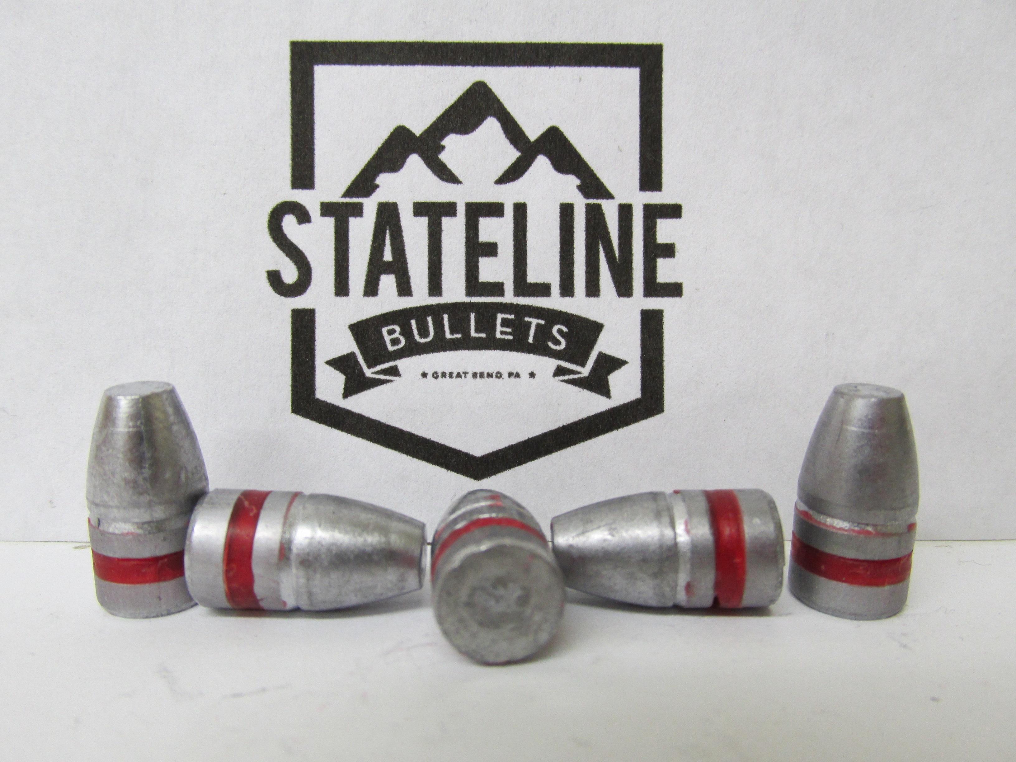 38 Cal 150gr TC - Cowboy Action - Stateline Bullets