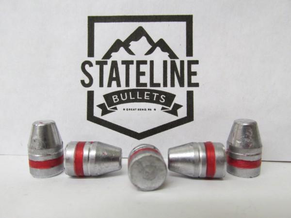 38 Cal 125gr TC - Cowboy Action - Stateline Bullets