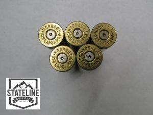 338 Lapua - Brass