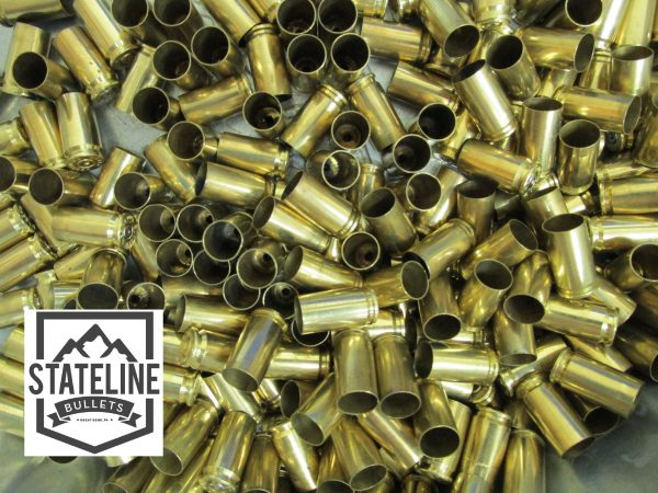9mm Brass
