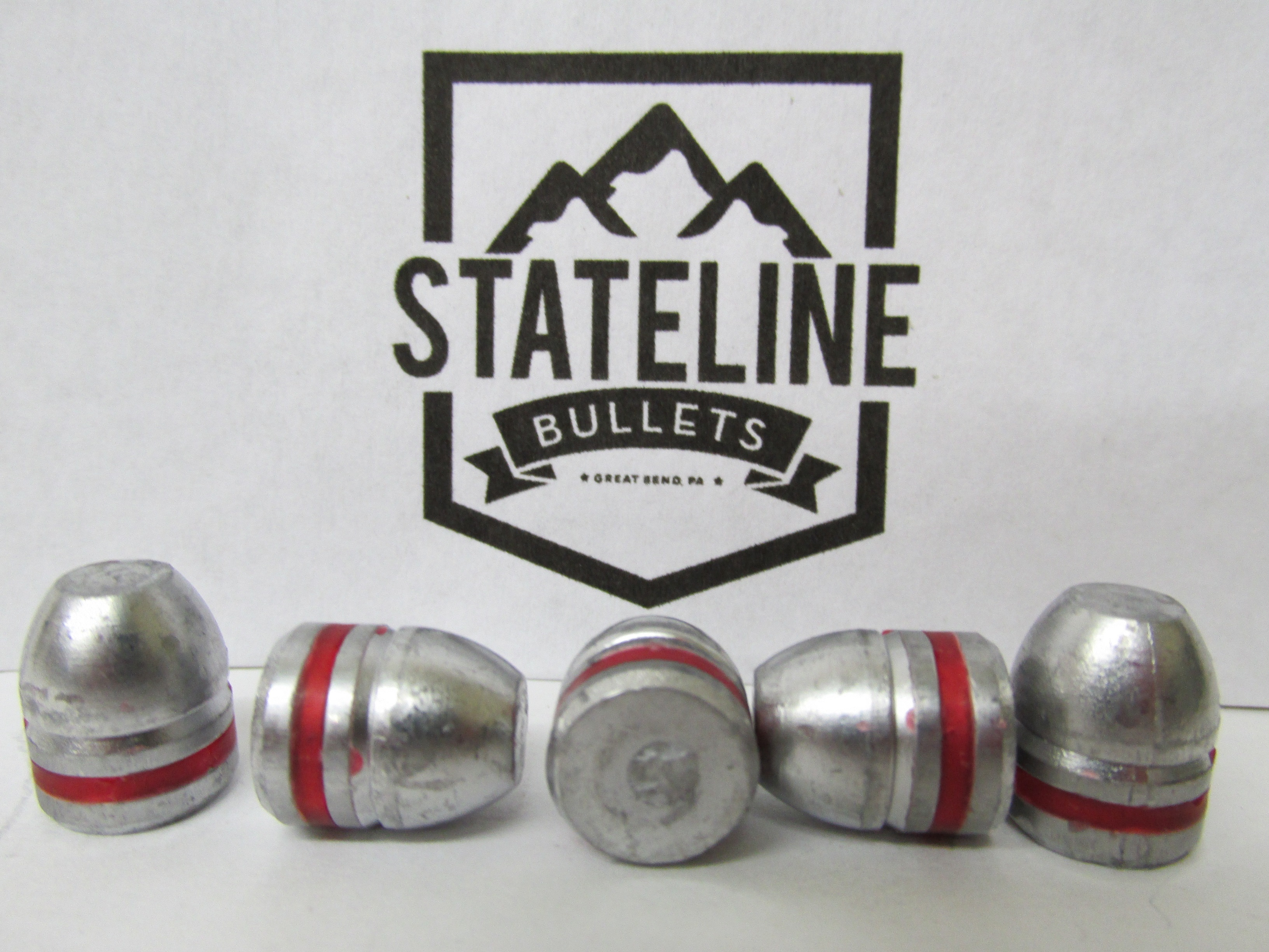 45 Cal 200gr RNFP Cowboy Action - Stateline Bullets