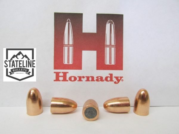 9mm 124 gr FMJ Reloading Bullets.