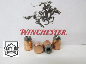 38 Caliber 125 grain JHP Reloading Bullets.