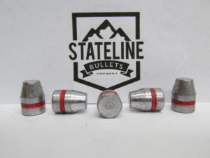 40 cal 10mm 165 grain FP cast bullets for reloading.