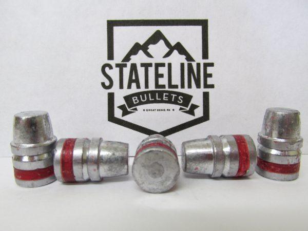 45 Caliber 255 grain SWC Hard Cast Bullets for Reloading, 45 LC.