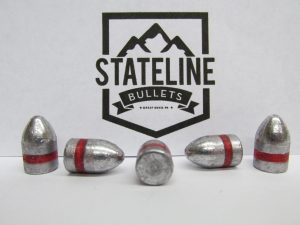 9mm 125 grain RN Cast Bullets