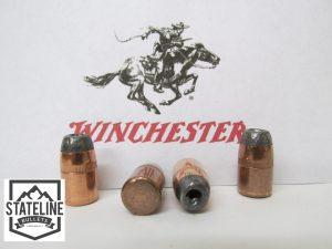 38 Cal 158 gr JHP Winchester