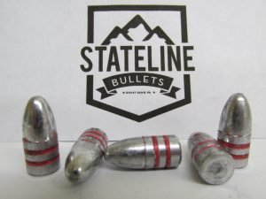 30 Cal 115 gr RN Hard Cast Bullets