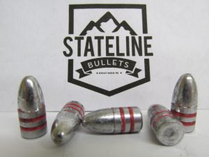 30 Cal 115 gr RN Hard Cast Bullets