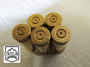308 Once Fired Brass
