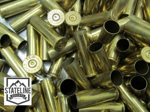 357 Mag Once Fired Brass Mixed