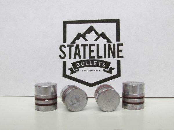 44 Cal 180 gr WC Hard Cast Bullets.