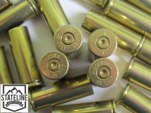 45 Colt Winchester Brass.