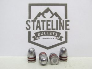 38 Cal 125 gr RN Hard Cast Bullets.