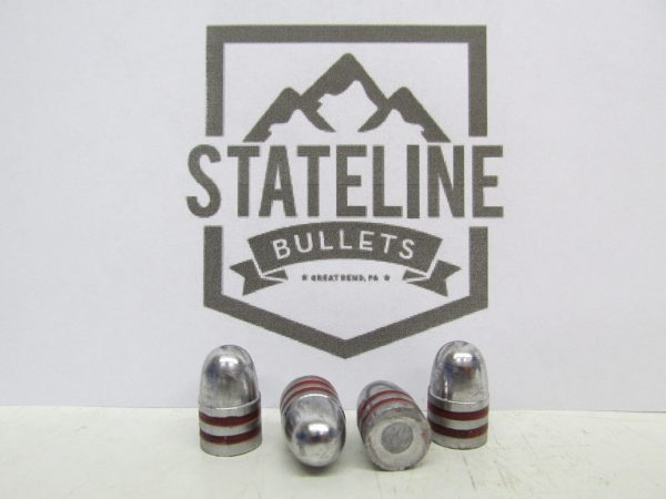 38 Cal 125 gr RN Hard Cast Bullets.